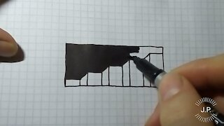 Simple 3D drawing