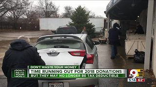 DWYM: Charitable giving deductions