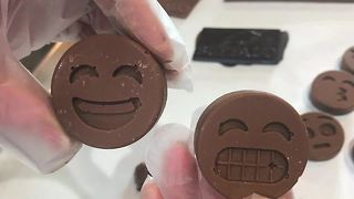 Eat your emojis at Sweet Jenny's! - Video