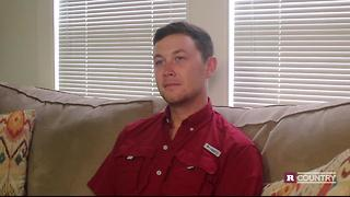 How Scotty McCreery makes his grandma smile | Rare Country - Video