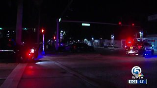 Boynton Beach police officer injured in crash
