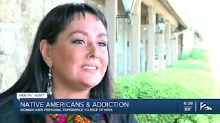 Impact of addiction on Native Americans