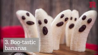 5 Healthy Halloween Snacks You Need To Try | Rare Life - Video