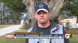 Partial government shutdown continues