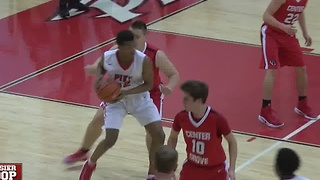 Hoosier Hoops Hysteria: Pike versus Center Grove - Video