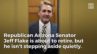 Rino Senator Calls Gop Dying Party - Video