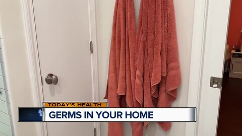 GERMS IN YOUR HOME