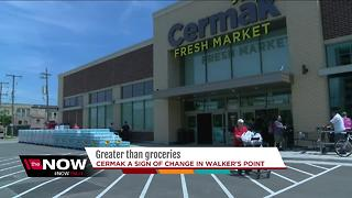Walker's Point finally getting a grocery store - Video