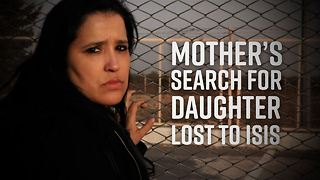 Is there still hope for her daughter's return? - Video