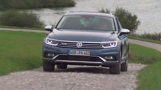VW Passat Alltrack - Video