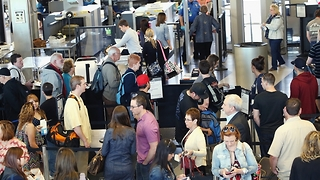 Snow could affect busy travel week at DIA - Video