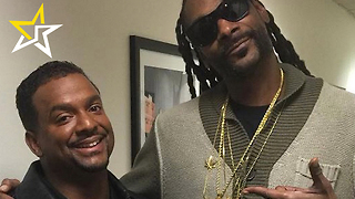 Alfonso Ribeiro Of 'Fresh Prince' Fame Teaches Snoop Dogg The Carlton - Video