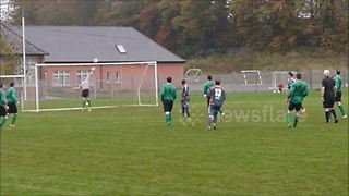 Just an awesome Sunday League goal - Video