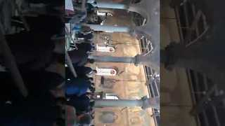 Periscope Video Shows Scene At Church in Cairo After Blast - Video