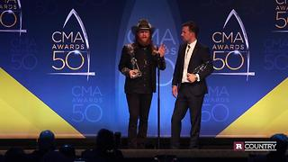 Brothers Osborne talk about learning from their heroes | Rare Country - Video