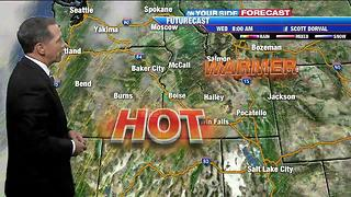 Scott Dorval's On Your Side Forecast: Tuesday, June 6, 2017 - Video