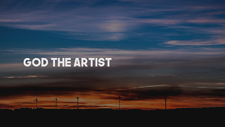 God the Artist - Video