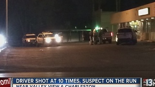 Multiple shootings across the Las Vegas valley - Video