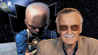 Stan Lee IS The Watcher Uatu: Marvel Universe Cameo Theory EXPLAINED - Video