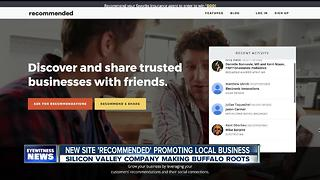 Silicon Valley company making Buffalo roots, aims to help local businesses - Video