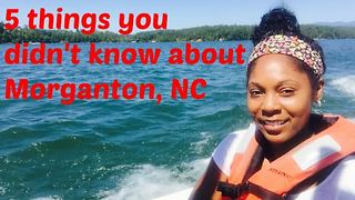 5 things you didn't know about Burke County, North Carolina - Video