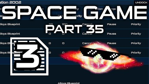 Space Game Part 35 - 3 of 3 Blueprints!