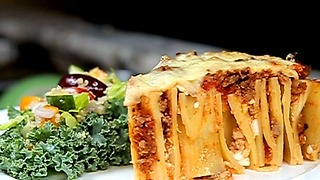 Rigatoni Pie - Video