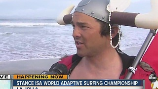 Stance Isa World Adaptive Surfing Championship - Video