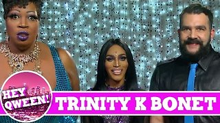 Trinity K Bonet on Hey Qween with Jonny McGovern! Promo! - Video
