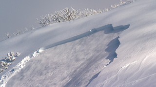 'Sizeable Avalanche' in Victorian Alps Creates Excellent Ski Conditions - Video