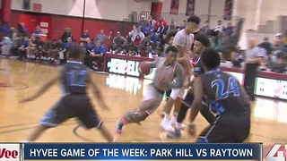 Hy-Vee Game of the Week: Park Hill beats Raytown - Video