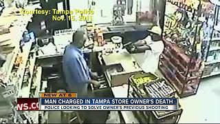 A community mourns a Tampa store owner murdered in broad daylight - Video