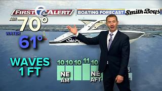7 First Alert Forecast 06/07/17 - Video