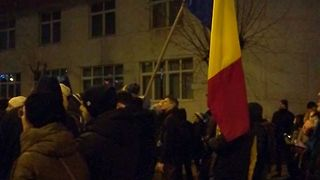 Romanians Continue Protest Against Judicial Reforms - Video