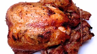 How to make a butter roasted chicken - Video