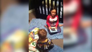 12 Babies And Pets Learn To Read
