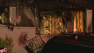 Fire Chief: Worst Fire In 40-Year Career - Video