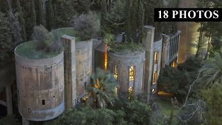 Architect Transforms Old Cement Factory Into His Home - Video