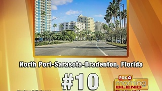 Top 10 Best Cities 1/9/17 - Video