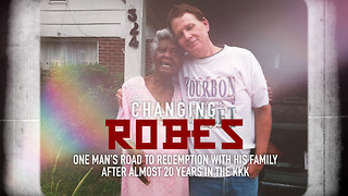 One man's road to redemption with his family after almost 20 years in the KKK | Changing Robes