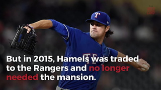 Cole Hamels Donates Huge Mansion To Camp For Children With Special Needs