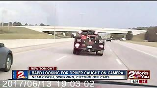 BAPD searching for driver in road rage incident - Video