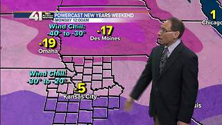 Jeff Penner Saturday Night Forecast Update 2 12 30 17 - Video