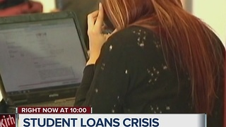 Student Loan Collector Sued - Video