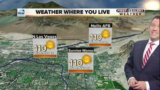 13 First Alert Weather for June 26 2017 - Video