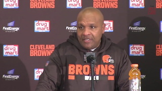 "Browns' Coach Wonders If QB DeShone Kizer ""Will Ever Get It"" - Video"
