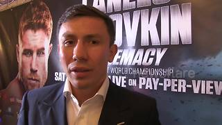 Gennady Golovkin slams Mayweather v McGregor 'a show' - Video