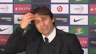 Conte reflects on 'unforgettable' 2017 - Video