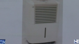 Dehumidifer recall - Video