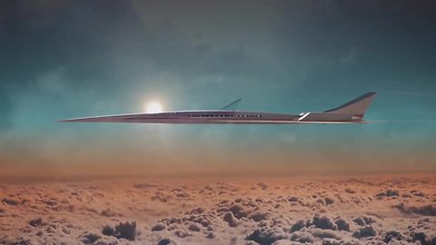 NASA EDGE: The Future of Commercial Supersonic Travel